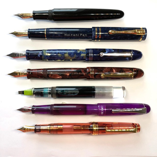 @Wancher Dream Pen True Ebonite Fountain Pen Review 21