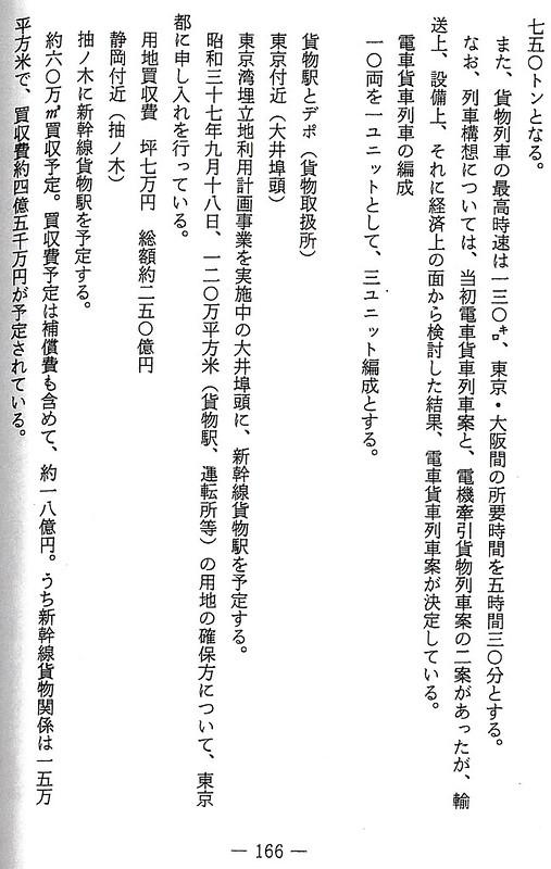 貨物新幹線は世界銀行向けのダミーというのは嘘 (10)