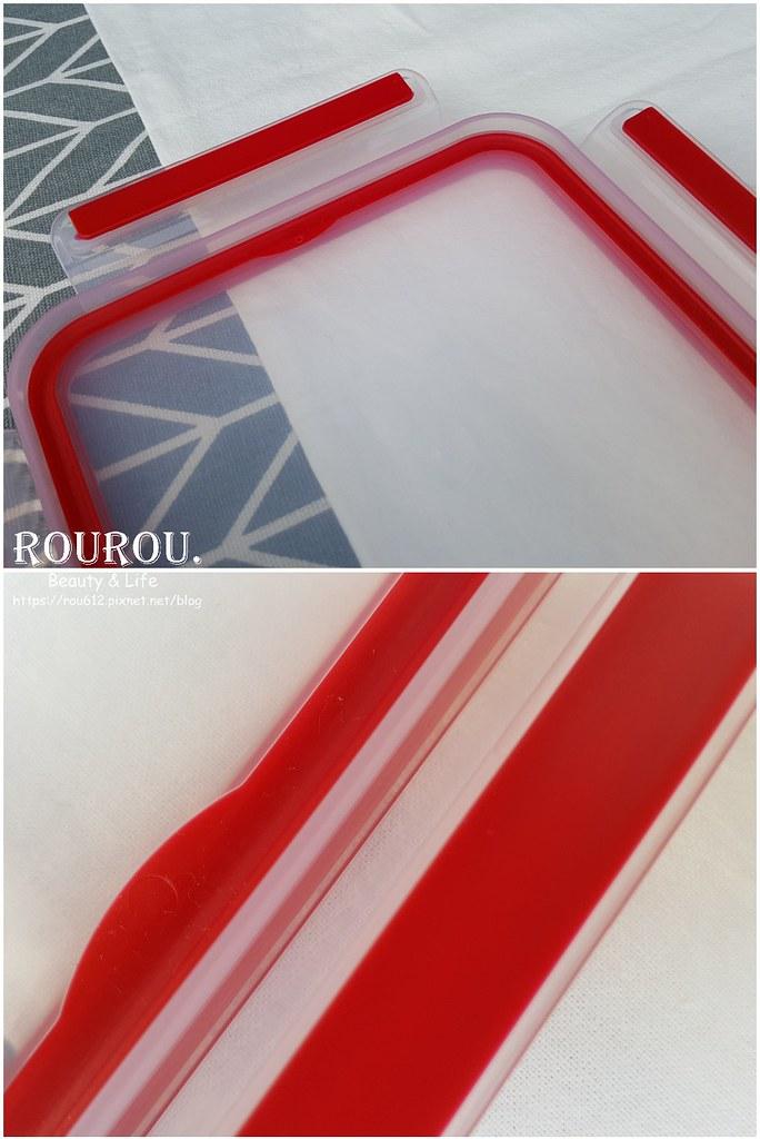 Tefal法國特福 無縫膠圈耐熱玻璃保鮮盒6