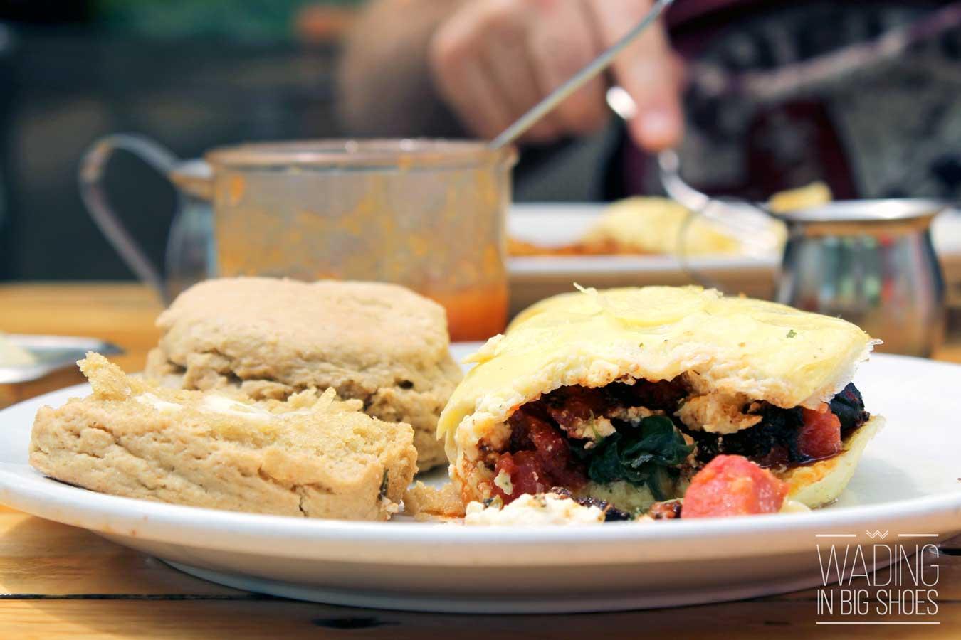 Sunrise Cafe Yellow Springs Ohio Menu