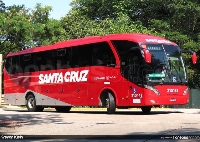 Viação Santa Cruz - 210141
