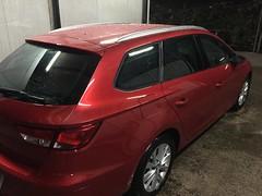 Seat León ST Desire Red