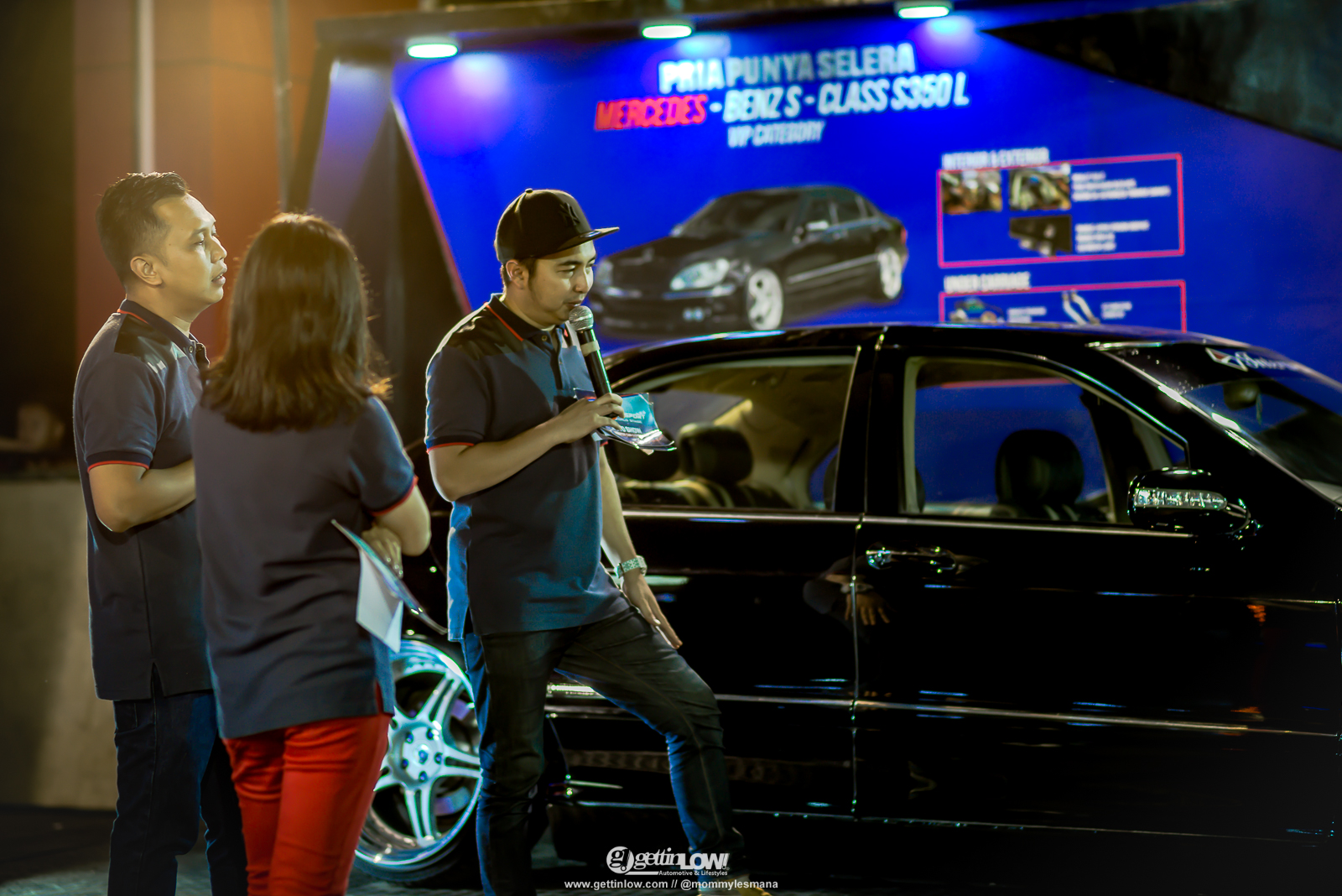 INTERSPORT AUTOSHOW PROPER CAR CONTEST 2018 GRAND CAKUNG JAKARTA