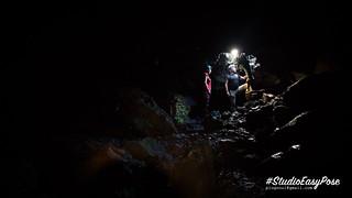 Piton de la Fournaise - Tunnel de lave