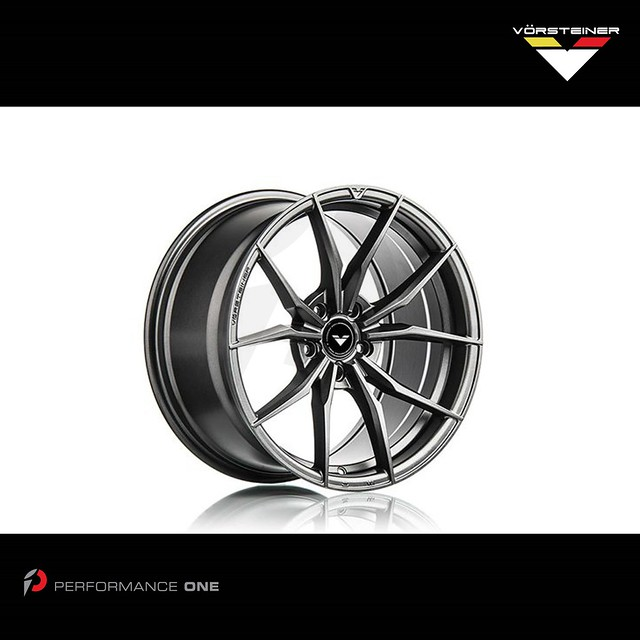 #wheelwednesday · @vorsteiner #flowforged #vff108 now #instock @performanceone for #BMW #F87 #M2