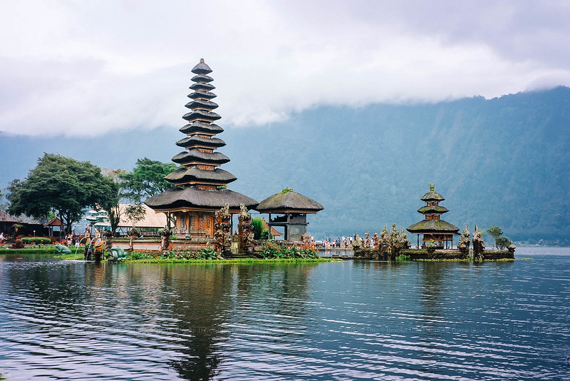 Pura Ulun Danu Bratan, one of the top things to do in Bedugul