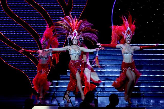 Jackpot - Las Vegas Style Show
