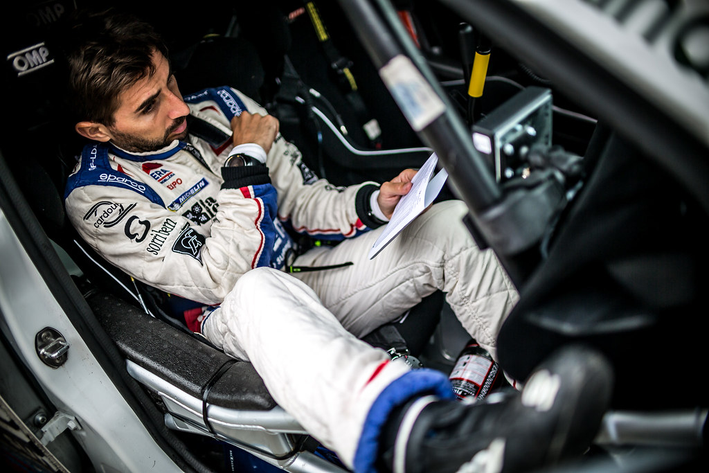 Magalhaes Hugo, PRT, Magalhaes Bruno, Skoda Fabia R5, Portrait during the 2018 European Rally Championship ERC Barum rally,  from August 24 to 26, at Zlin, Czech Republic - Photo Thomas Fenetre / DPPI
