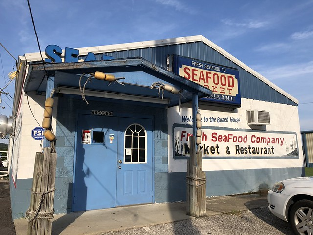 Fresh seafood co