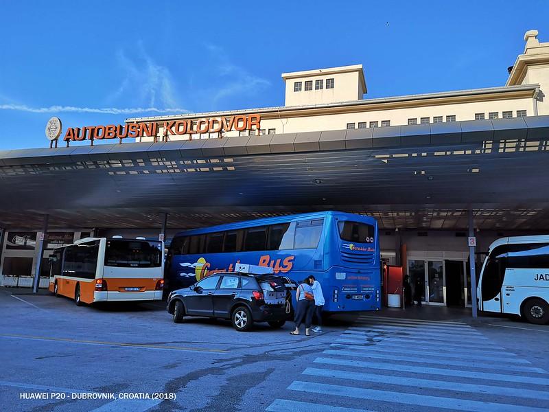 2018 Croatia Dubrovnik Autobusni Kolodvor Bus Station