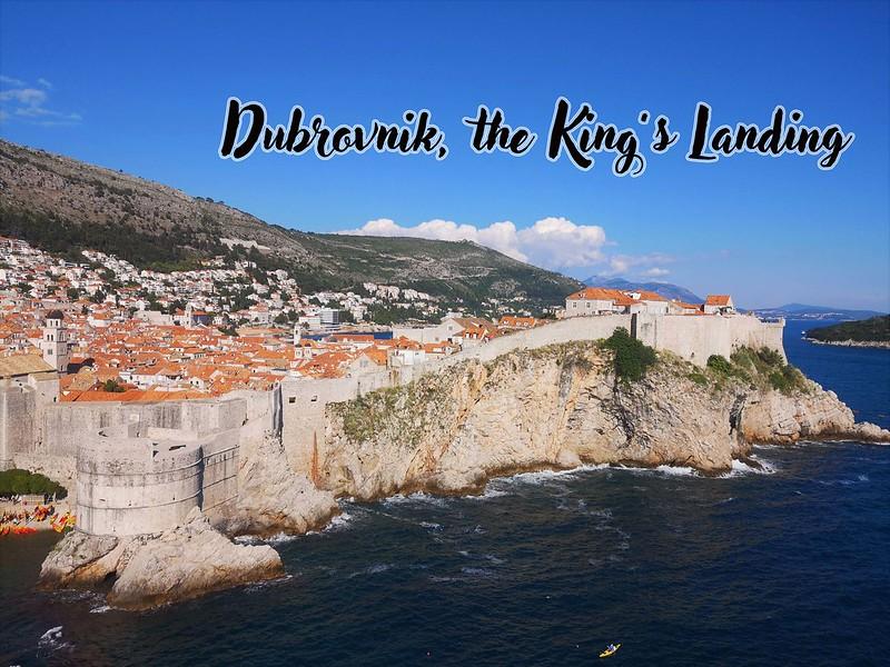 2018 Croatia Dubrovnik Cover