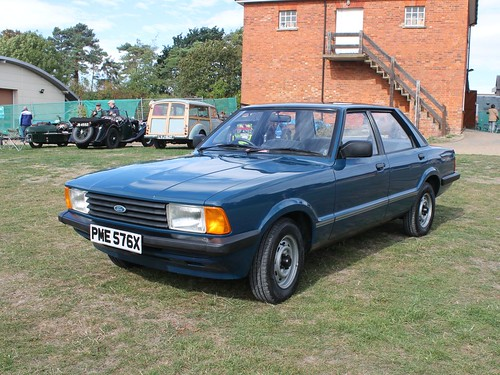 1982 Ford Cortina 1.6 Base | by quicksilver coaches