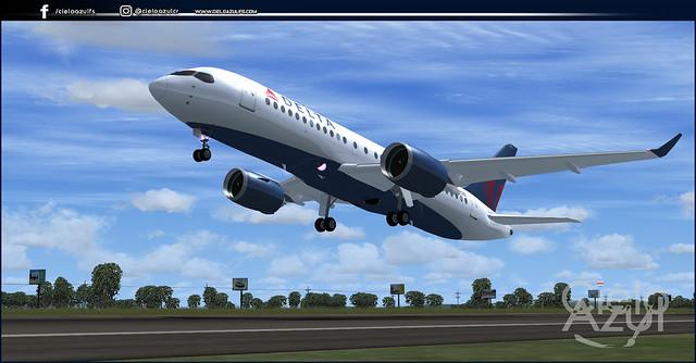 Delta Air Lines (N101DU) v1.0