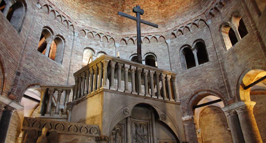 Abbazia di Santo Stefano | Mooistestedentrips.nl