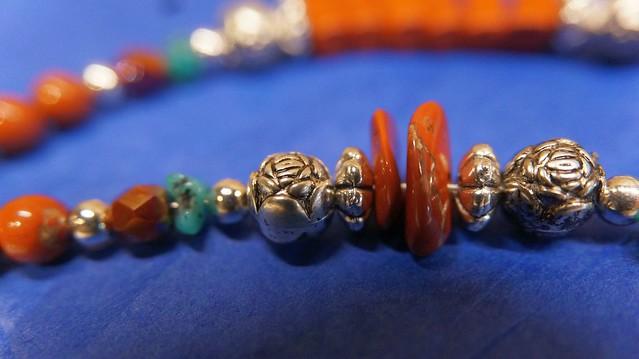 Indian necklace, Macro Mondays, Sony NEX-5T, Sony E PZ 16-50mm F3.5-5.6 OSS