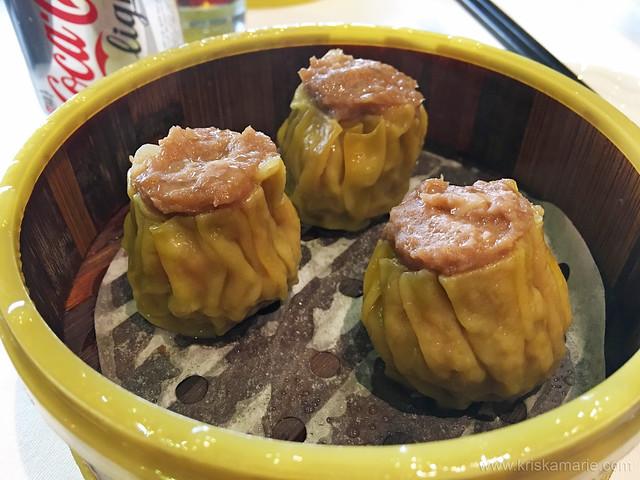 Beef Siomai from Long Yin