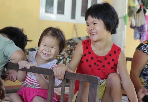 Nhan and Huong