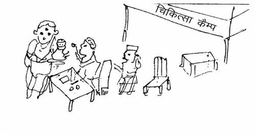 चिकित्सा कैम्प