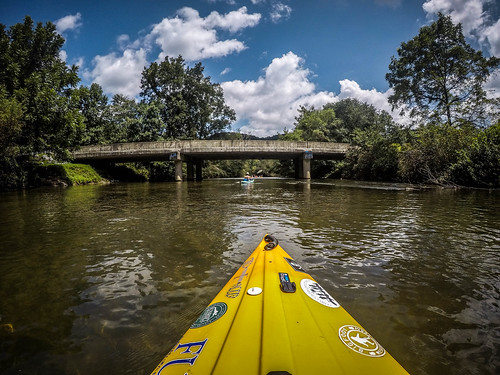 French Broad River - Rosman to Island Ford-80