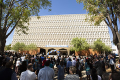 Pollak Library Reopening