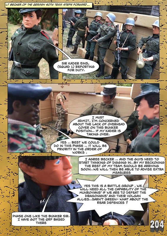 BAM2272 Presents - An Old Face Returns! Chapter Thirteen - The Munrovians Prepare their defences - Part One  43461793995_ed713ec2d6_c