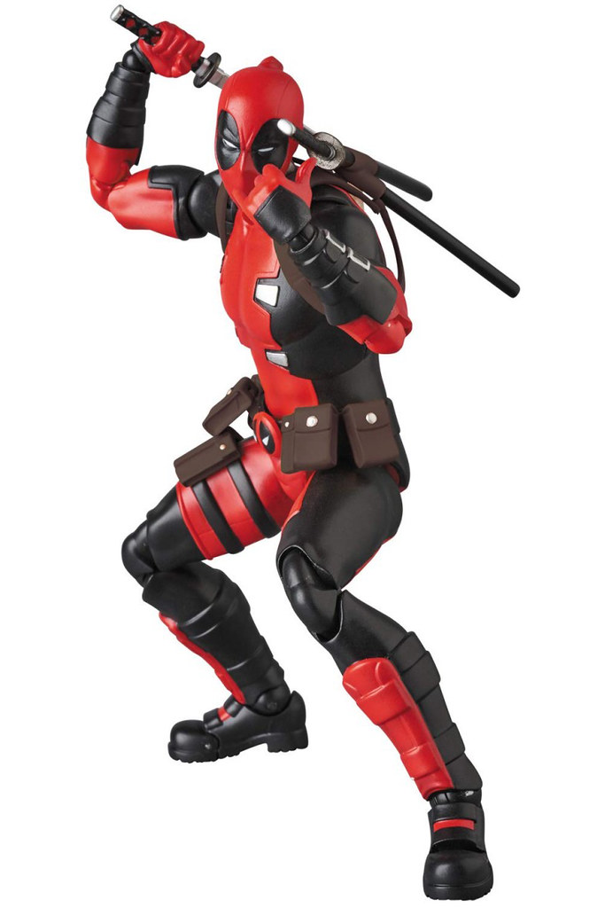 MAFEX Deadpool (GURIHIRU ART Ver.)