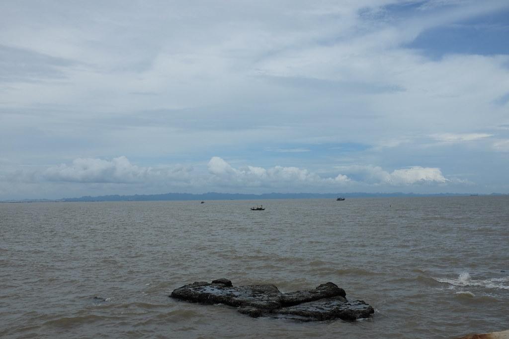 Gulf Tonkin, Vietnam