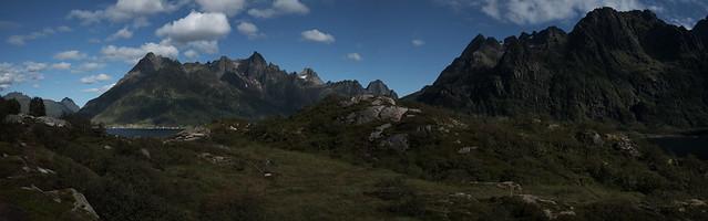 Vestpollen Mountains, Fujifilm X-Pro2, XF23mmF1.4 R