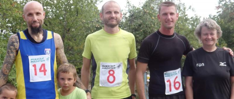 Monacký maraton vyhrál Borovec