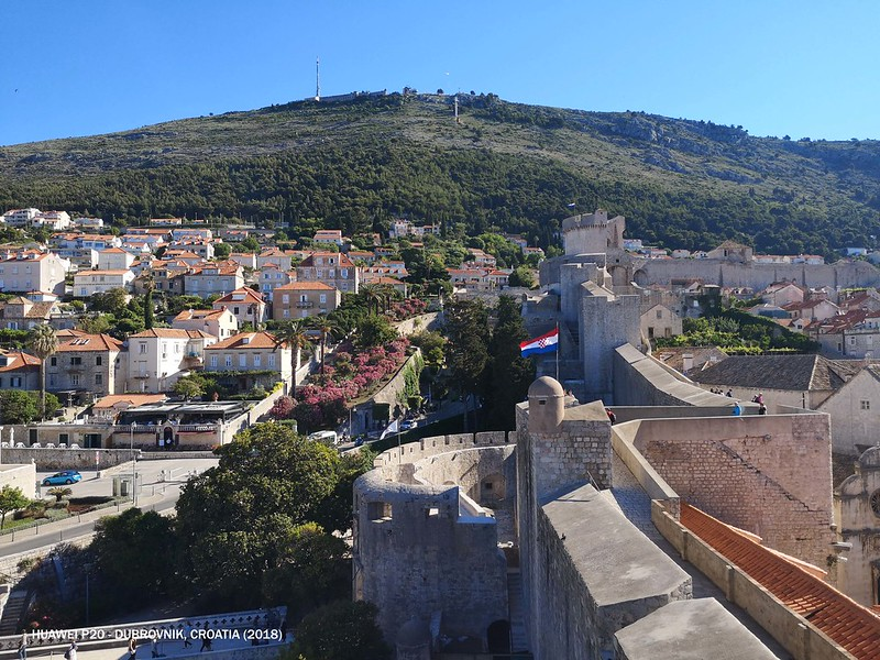 2018 Croatia Walls of Dubrovnik 07