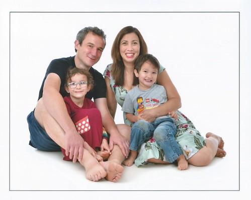 Family Portrait 2018