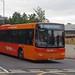 1058-B6 TDV. Burnley Bus Company.