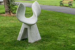 TWIST AND TURN BY KEN DREW CATALOGUE REFERENCE 48 [SCULPTURE IN CONTEXT 2018]-144065