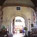 Beckford, Worcestershire, St. John the baptist, chancel arch