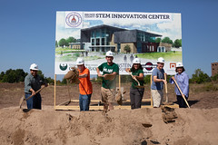 STEM Innovation Center Groundbreaking-90
