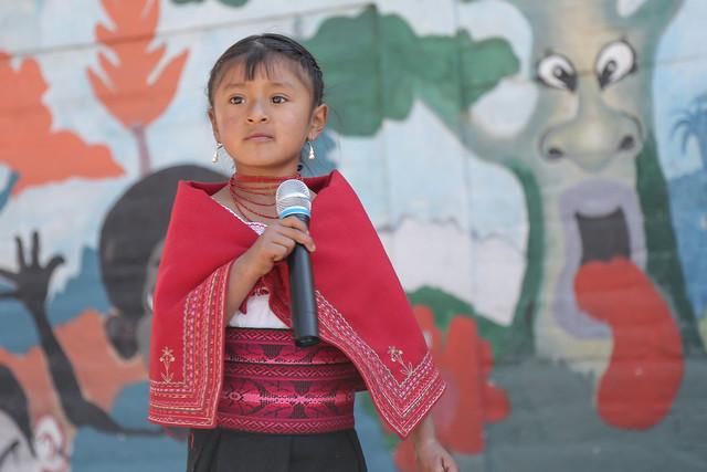 Inicio a Clases - Unidad Educativa Intercultural Bilingüe Tránsito Amaguaña