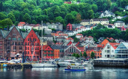 The Hanseatic Museum - Bergen - Norway