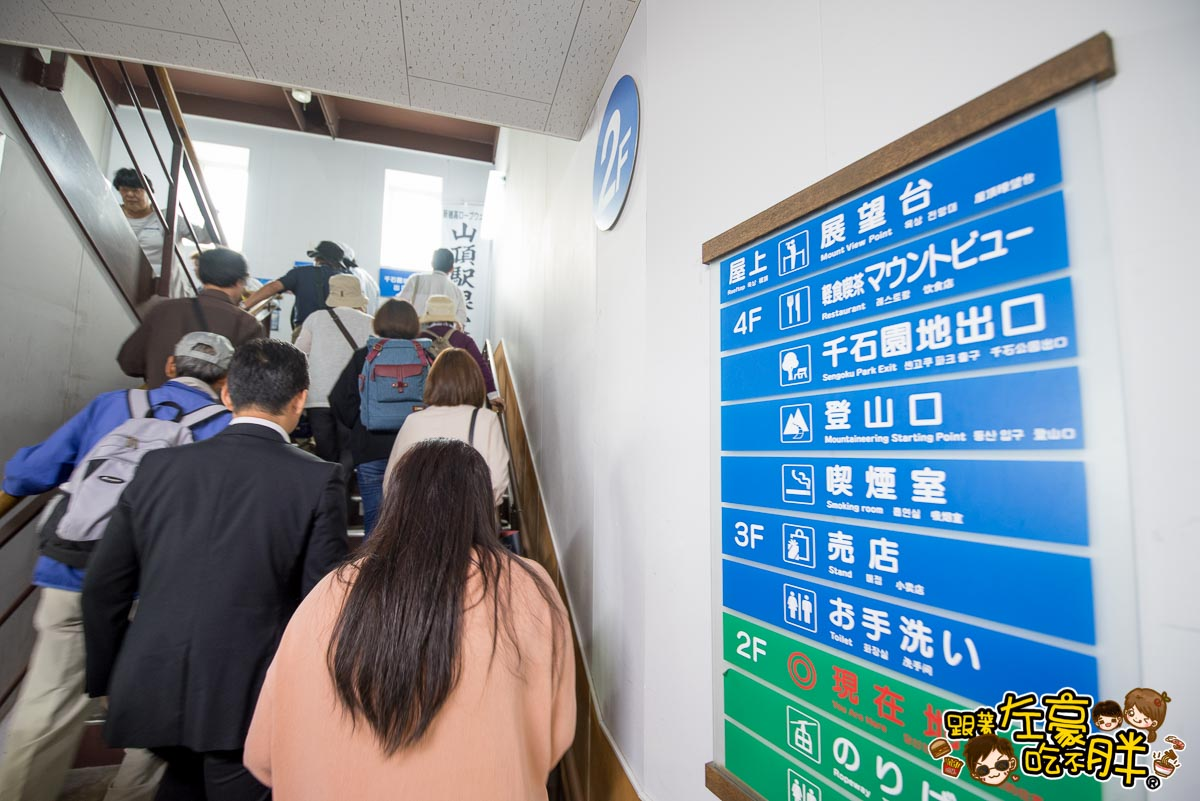 日本名古屋新穗高高空纜車(昇龍道票卷)-34