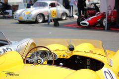 Ferrari Testarossa / 1959 Porsche 356 / 1963 Quantum Quantum IV