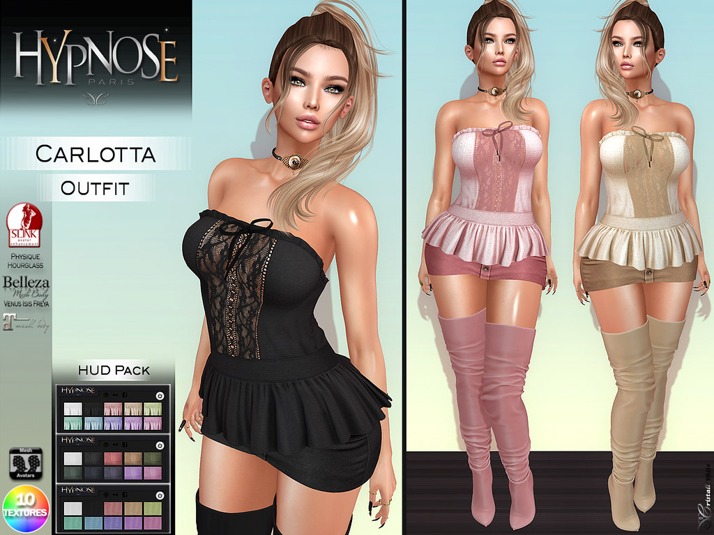 HYPNOSE – CARLOTTA OUTFIT