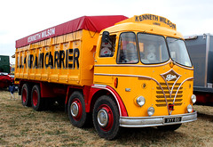 day 192 posted a photo:	XYY951 1964 Foden S20 in the livery of Kenneth Wilson.