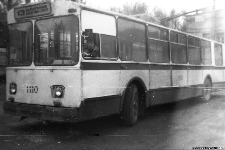 13 троллейбус