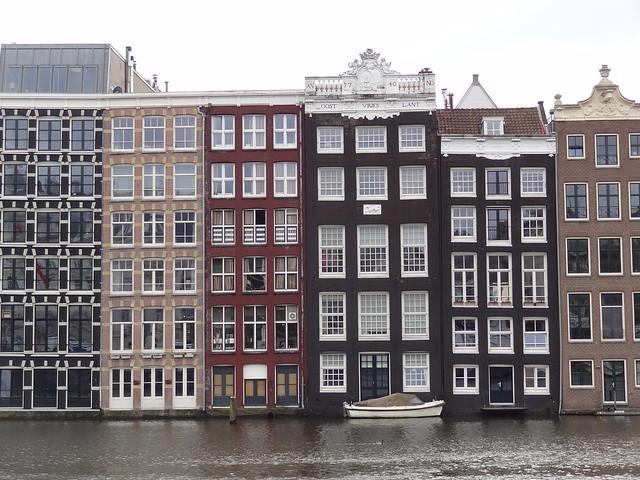 Day in Amsterdam