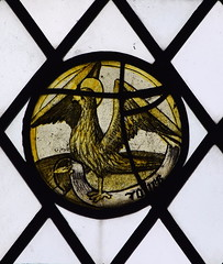 eagle of St John (continental, 16th Century?)