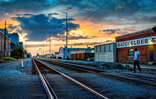 sunset tracks hamptonroads norfolk va 757