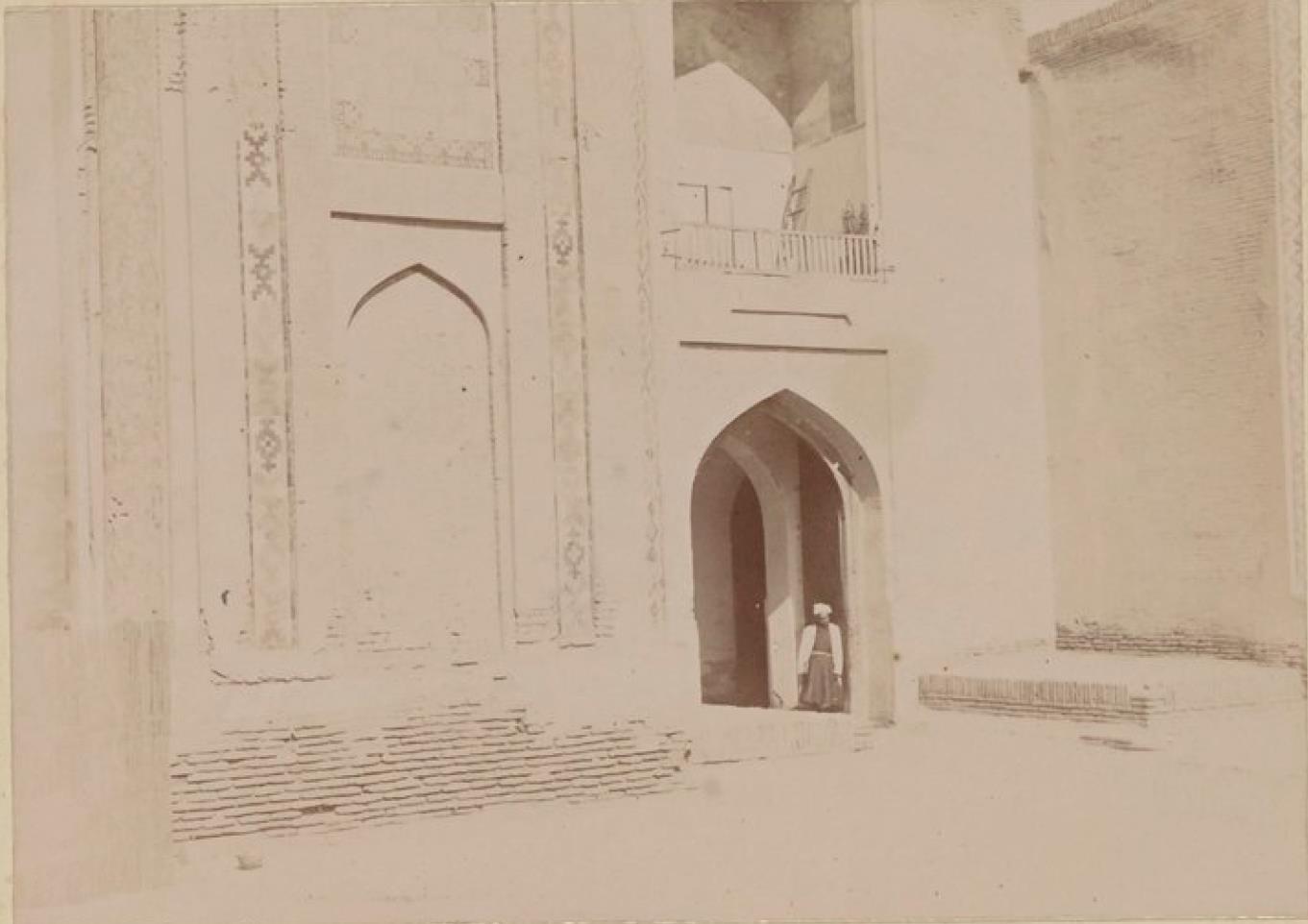 08. Мечеть в Ташкенте