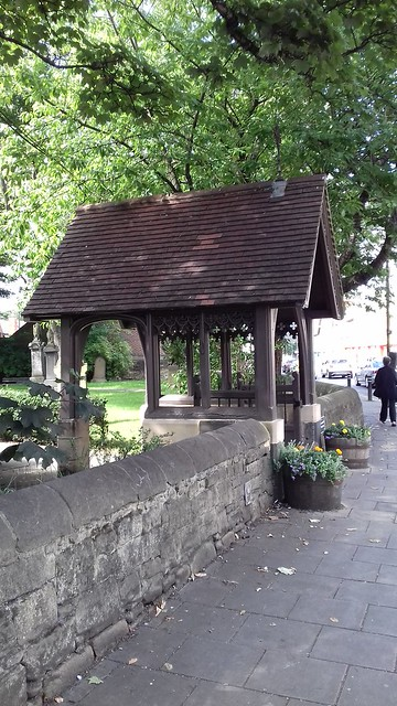 Lych Gate, St Paul's Church, Whitley Bay