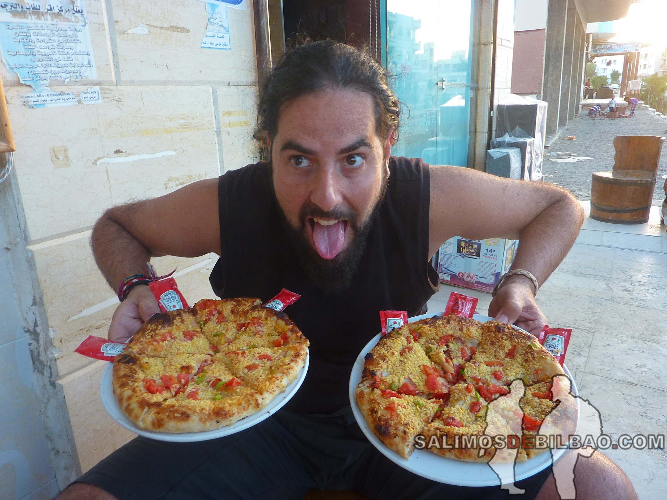 1105. Katz, Pizzas, Marsa Alam City