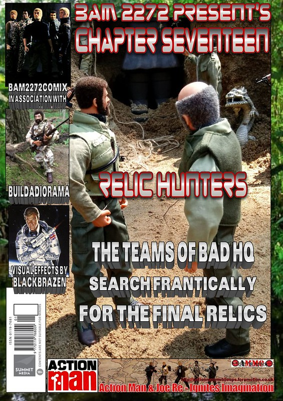 BAM2272 Presents - An Old Face Returns! Chapter Seventeen - Relic Hunters 44814016532_8f5461af0e_c