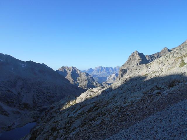 Vue sur les Sierras, Nikon COOLPIX A100